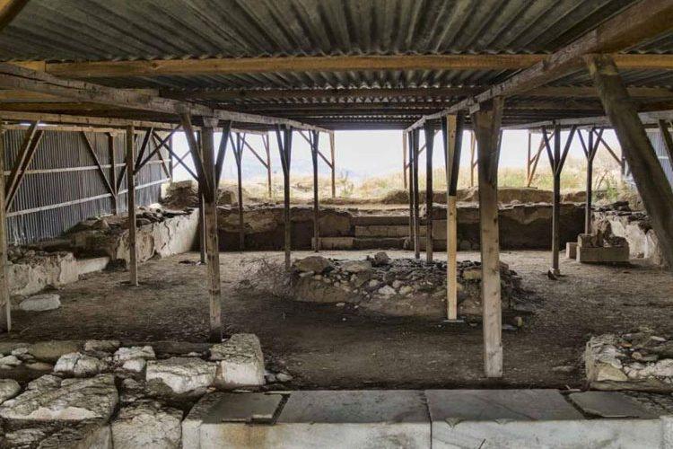 Antiquities of Ouranopolis